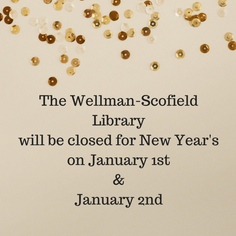 The Wellman-Scofield Library
