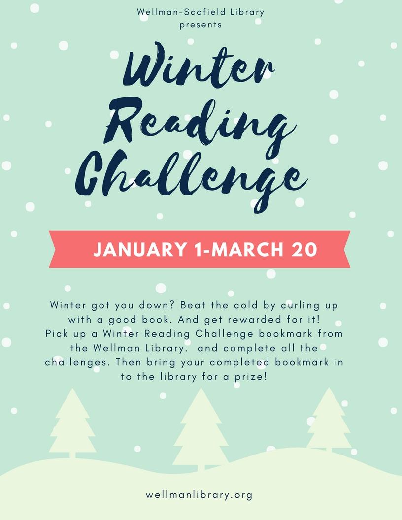 WinterReading Challenge