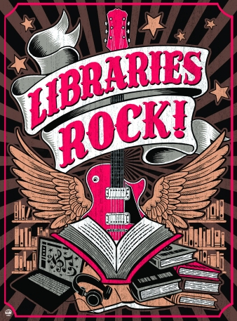 WSPL libraries rock