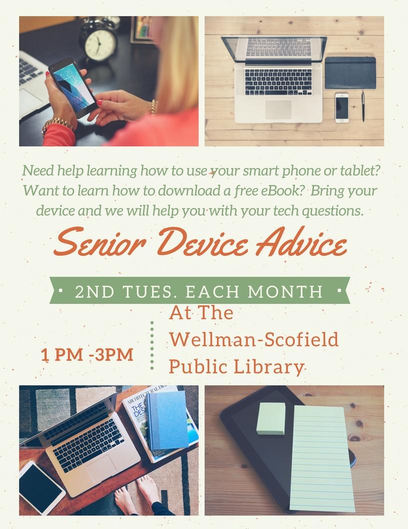 Senior Device Advice