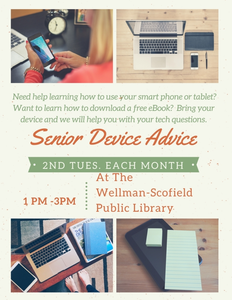 Senior Device Advice