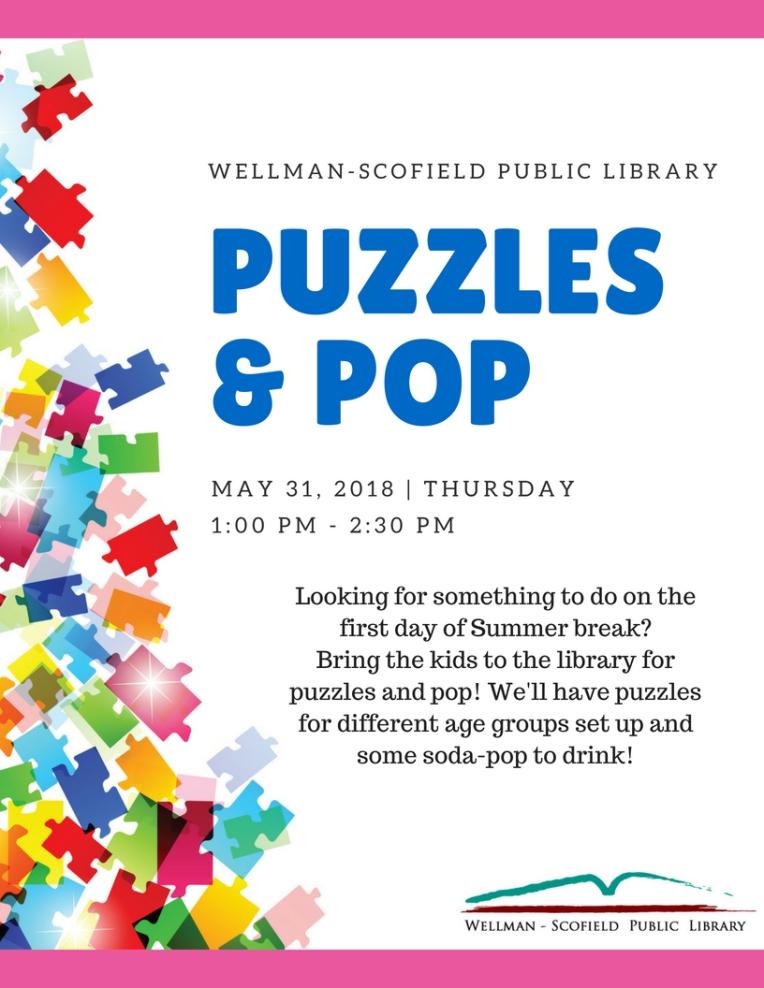 puzzles & pop
