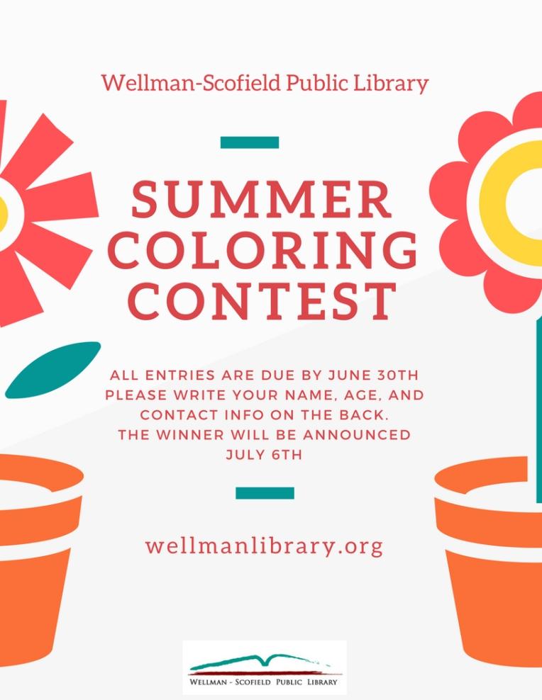 Wellman-Scofield Public Library